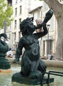 Ccino fountain