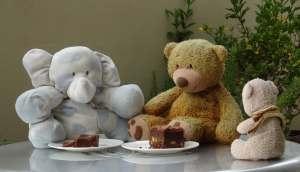 Chocolate brownie_Hephie and Bobby